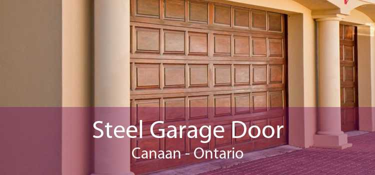 Steel Garage Door Canaan - Ontario
