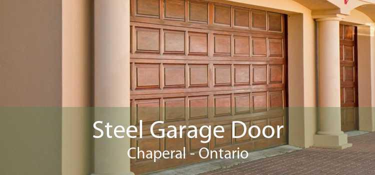 Steel Garage Door Chaperal - Ontario