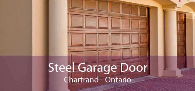 Steel Garage Door Chartrand - Ontario