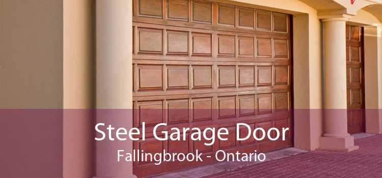 Steel Garage Door Fallingbrook - Ontario