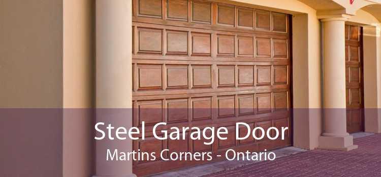 Steel Garage Door Martins Corners - Ontario