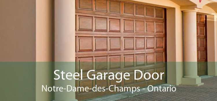 Steel Garage Door Notre-Dame-des-Champs - Ontario