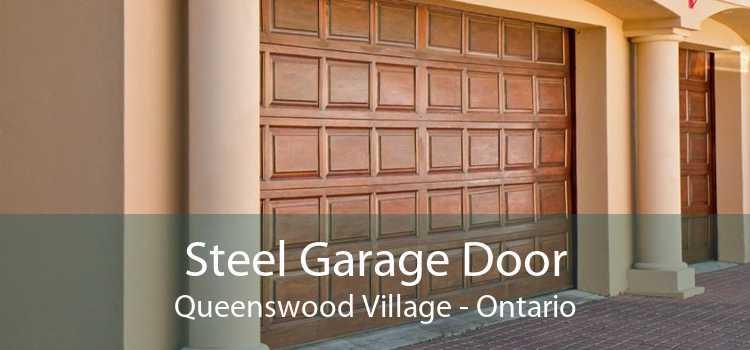 Steel Garage Door Queenswood Village - Ontario