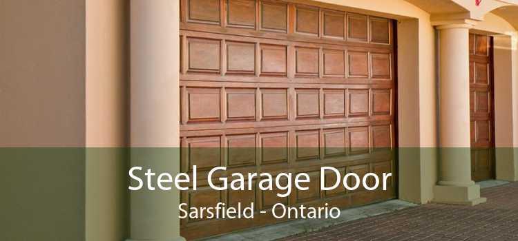 Steel Garage Door Sarsfield - Ontario
