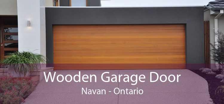 Wooden Garage Door Navan - Ontario